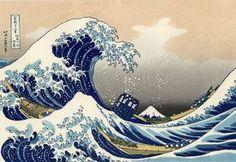TARDIS v. Katsushika Hokusai by stinglacson on deviantART; original ... #doctorwho #TARDIS