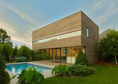 Srygley Pool House by Marlon Blackwell