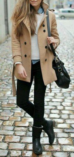 Lovely coat for a lovely girl.