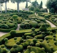39 Awesome Nature Photos Of Incredible Places, Marqueyssac Gardens – Vézac, France. We've been here and it is amazing ! Topiary Garden, Garden Art, Topiaries, Rocks Garden, Topiary Trees, Bonsai Garden, Landscape Architecture, Landscape Design, Places Around The World