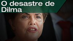 Entrevista de Dilma foi considerada um 'desastre completo' para sua próp...