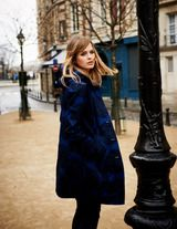 I love this coat!!! #blue on blue #boden #fall 2013