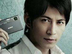Junichi Okada 岡田 准一 #V6 JunichiOkada #サイバーショットTX7