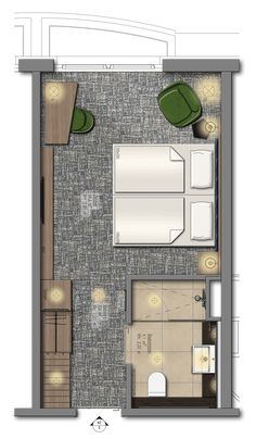 Bedroom Design Floor Plan Beautiful Holiday Inn City Center East Berlin with Images Hotel Bedroom Design, Home Room Design, House Design, Master Bedroom Plans, Bedroom Floor Plans, Hotel Floor Plan, Hotel Interiors, Bedroom Layouts, Room Planning