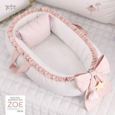 The # Nest # of the Collection # is # 💖 # Exclusivity # cuteness … – kinder mode Sabrina Sato, Baby Nest Bed, Circus Baby, Baby Sewing Projects, Childrens Beds, Baby Swings, Baby Room Decor, Baby Cribs, Future Baby