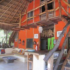 Cabanas La Luna, Tulum, Mexico Hotel Reviews | i-escape.com