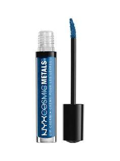 NYX Cosmic Metals Lip Cream -huulivoide - 9,90 [Mieluisat sävyt: 04, 07, 01, 10, 12, 05]