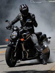 The most god damn beautiful bike. My dream ride.