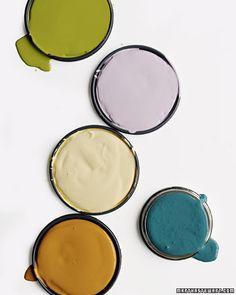 Milk Paint Recipe - Martha Stewart Home & Garden