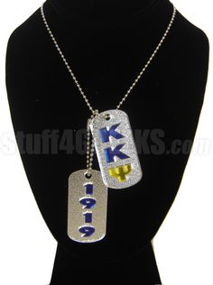 KAPPA KAPPA PSI DOG TAG  Item Id: PRE-KKY-DGTAG    Retail Price: $19.00  You Save: $7.00  Price: $19.00  Your Price: $12.00 Fraternity Shirts, Sorority And Fraternity, Kappa Kappa Psi, Greek Gear, Eastern Star, Sorority Outfits, Greek Clothing, Dog Tags, Brother