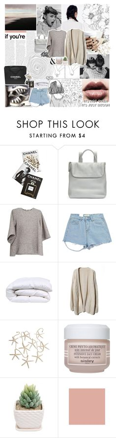 """""""two paper airplanes flying ♡"""" by she-wants-somebody-to-love ❤ liked on Polyvore featuring Bulgari, Chanel, Assouline Publishing, Whistles, Chicnova Fashion and Sisley"""
