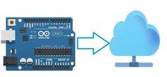 Cloud Ready Arduino Flowmeter