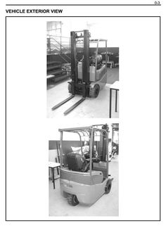 Original Illustrated Factory Workshop Service Manual for Toyota (BT) Electric Forklift Truck Type 7FBEST.Original factory manuals for Toyota (BT) Forclift Trucks, contains high quality images, circuit diagrams and instructions to help you to operate, maintenance and repair your truck. All Manuals Pr