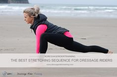 The Best Stretching Sequence For Dressage Riders (In Less Than 5 Minutes)
