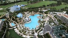 Best Resort Pools in Florida