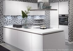 Unique The new range of LINE N handleless kitchens from Nobilia available at The Kitchen Link