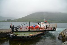 In the week when the Forth Rail Bridge has been nominated as a new World Heritage Site I thought I'd feature another of Scotland's national treasures, the Glenelg – Skye Ferry. The Forth, Ferry Boat, Scottish Islands, National Treasure, 40 Years Old, World Heritage Sites, Homeland, Countryside, Scotland