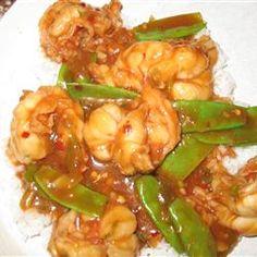 Szechwan Shrimp Recipe - yummy!!!