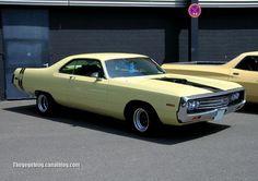 1970 Chrysler newport 2 door hardtop