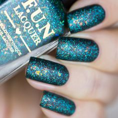 Coral Reef - F.U.N. Lacquer 2nd Anniversary Collection by @lakkomlakkom