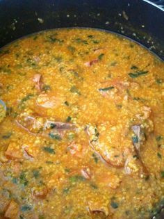 Receita de Canjiquinha de milho com costelinha de porco. Enviada por Claudio Dainezze e demora apenas 120 minutos.