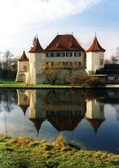 Schloss (castle) Blutenburg (Obermenzing) Munich, Germany