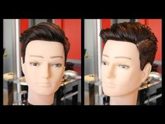 Men's Haircut Tutorial - Messi NEW Haircut - TheSalonGuy
