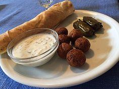 Falafel, ein beliebtes Rezept aus der Kategorie Vegan. Bewertungen: 205. Durchschnitt: Ø 4,4.
