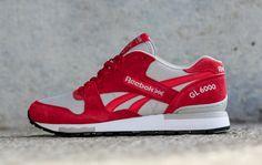 "Reebok GL 6000 ""Red & Steel Grey"" - EU Kicks: Sneaker Magazine"