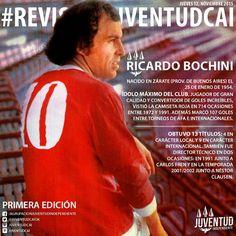 #JuevesDeRevista! Primera edición de la #RevistaJuventudCAI #Independiente, #Bochini