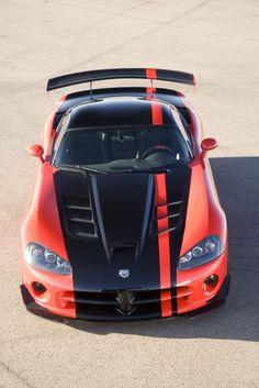 2008 Dodge Viper SRT10 ACR