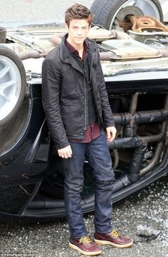 "Caleb walked up to the building & stood behind an upside down car for cover as he thought. How was he supposed to get in? What should he do? Frustration surged through his veins. ""I have to do something!"" He vented."