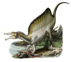 spinosaurus - Google Search
