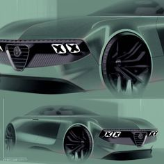 Robotic Automation, Car Sketch, Car Drawings, Car Painting, Concept Cars, Transportation Design, Automotive Design, Alloy Wheel, Designs To Draw