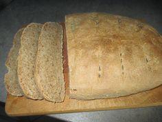 FORNELLI IN FIAMME: HOMEMADE SPELT BREAD - Pane al farro fatto in casa