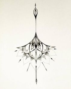Tatto Ideas 2017 Xandria on Instagram: Designed a sternum tattoo mostly for fun but also because I love them and want one in the future . #inktober | #inktober2015 | #tattoo |