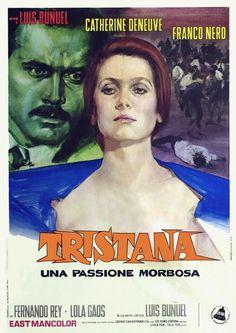 """Tristana"" (1970). País: España. Director: Luis Buñuel."