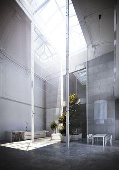 Monza loft | Piero Lissoni