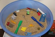 magnetic sensory tub