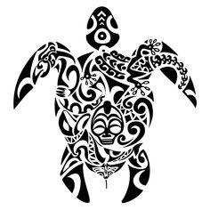 Kick ass Maori turtle