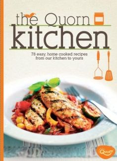 The Quorn Kitchen: 70 Easy, Home Cooked Recipes from Our Kitchen to Yours Quorn Recipes, Veggie Recipes, Vegetarian Recipes, Cooking Recipes, Healthy Recipes, Meal Recipes, Veggie Food, Healthy Meals, Easy Home Cooked Meals