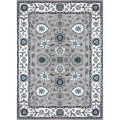 Shop for Home Dynamix Oxford Collection Traditional (7'10 x 10'2) Machine Made…