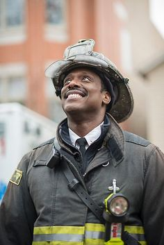Things are looking up for Chief Boden (Eamonn Walker) on 'Chicago Fire' | Shared by LION