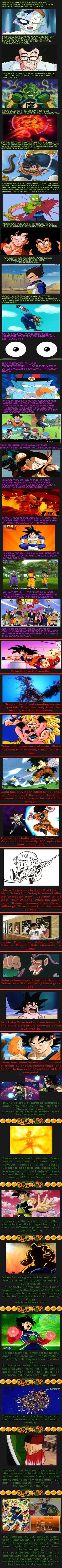 Dragon Ball Fact Part 2