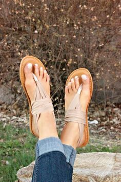 The most comfortable sandal you will ever own!