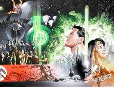 Historia de DC Universe - Alex Ross