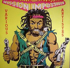 Mission Impossible | Illustration by Wilfred Limonious