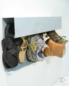Designer shoe racks | jesper-holm.dk