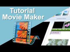 Movie Maker/Edição de vídeos para Iniciantes -  Tutorial de ferramenteas...