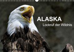"Titelblatt meines Kalenders ""Alaska - Lockruf der Wildnis"""